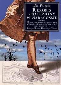 Wydawnictwo Literackie Rękopis znaleziony w Saragossie - JAN POTOCKI