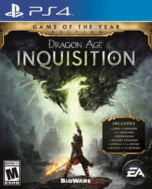 Dragon Age: Inkwizycja GOTY PS4