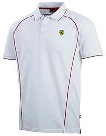 FERRARI F1 Ferrari F1mężczyzn Polo, biały, XL 83317303-XL_weiß_XL