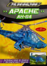 Aksjomat MÓJ PIERWSZY MODEL APACHE AH-64 9788371184567