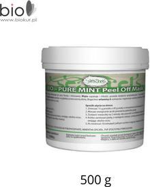 Bio ALGI CHAMOT Pure Mint Aromatyczna maseczka z alg brunatnych z miętą 500 g Bio_Pure_Mint_500