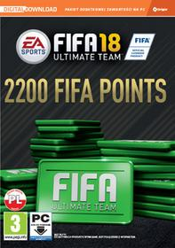 Electronic Arts, Inc.  FIFA 18 - 2200 FIFA Points (PC)