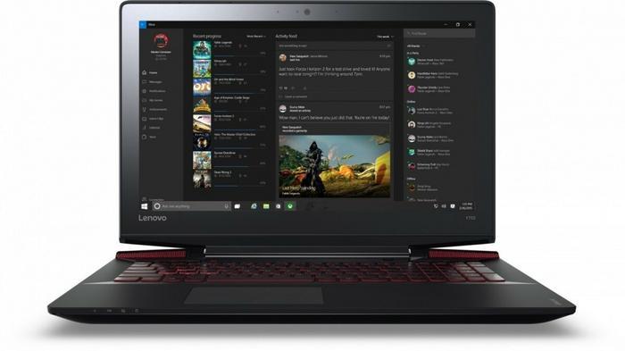 """Lenovo IdeaPad Y700 15,6"""", Core i7 2,6GHz, 4GB RAM, 1000GB HDD (80NV00D4PB)"""