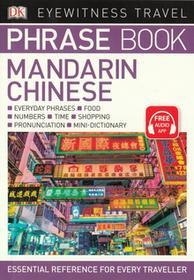 Phrase Book Mandarin Chinese Dorling Kindersley