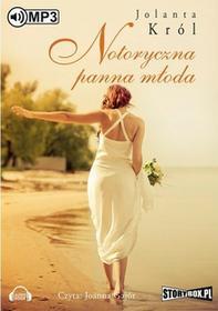 StoryBox.pl Notoryczna panna młoda (audiobook CD) - Jolanta Król