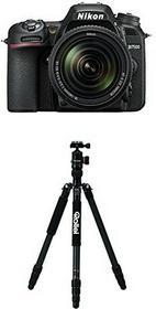 Nikon D7500obudowa aparatu cyfrowego, matryca CMOS 20,9MP DX-Filter brak optycznego filtra dolnoprzepustowego
