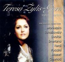 Arie operowe CD) Teresa Żylis-Gara