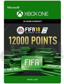 FIFA 18 12000 Punktów XONE wersja cyfrowa