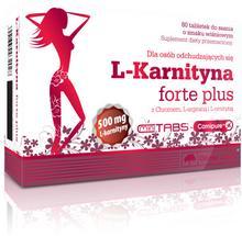Olimp LABORATORIES L-Karnityna Forte Plus o smaku wiśniowym x80 tab. ID-14893