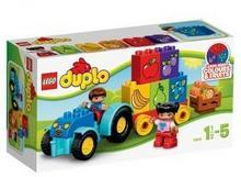 LEGO Duplo Mój pierwszy traktor 10615