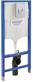 Grohe Stelaż podtynkowy WC Solido 3 w 1 38956