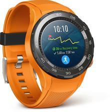 Smartwatch Huawei Watch 2 Sport LTE pomarańczowy