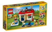 LEGO Creator Wakacje na basenie 31067