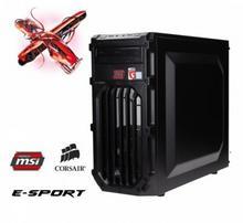 OPTIMUS E-Sport MB250T-CR5 i5-7400/8GB/1TB/GTX1050
