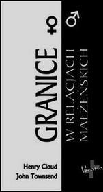 Vocatio Oficyna Wydawnicza Granice w relacjach małżeńskich - Henry Cloud, John Townsend