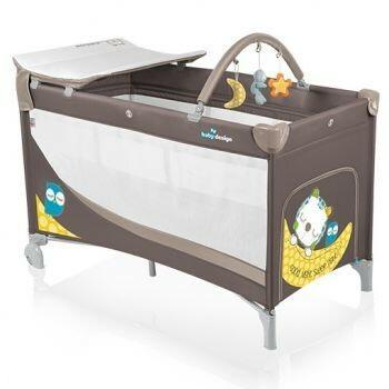 Baby Design Dream 126x67x74 cm
