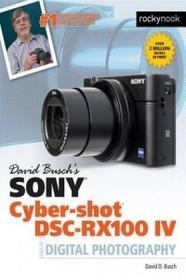 rocky nook David Busch's Sony Cyber-Shot DSC-Rx100 Iv