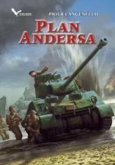 Warbook Czerwona ofensywa. Tom 3. Plan Andersa - Piotr Langenfeld