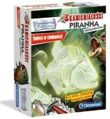 Clementoni Skamieniałości Piranha