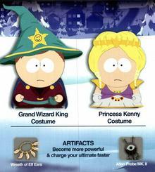 South Park The Fractured But Whole: Relikwie Zaronu DLC UPLAY cd-key EU - Darmowa dostawa, Natychmiastowa wysyĹka, Szybkie pĹatnoĹci