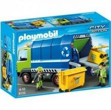 Playmobil 6110 City Action - Śmieciarka