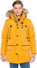 Tom Tailor Płaszcz Żółty M (182530)
