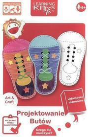 RUSSELL Układanka edukacyjna. Projektowanie butów
