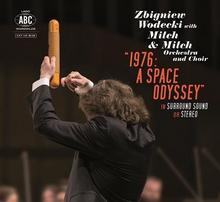 Agora 1976: A Space Odyssey. Zbigniew Wodecki with Mitch & Mitch Orchestra and Choir. CD + DVD