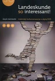 Nowa Era Landeskunde so interessant! + DVD - Elżbieta Kozłowska