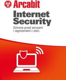 Arcabit Internet Security 2PC / 1Rok