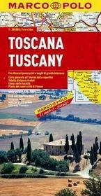 Marco Polo Toskania mapa 1:300 000 Marco Polo