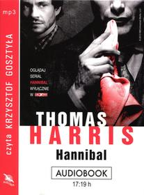 Thomas Harris Hannibal książka audio)