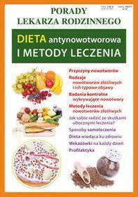 Literat praca zbiorowa Dieta antynowotworowa i metody leczenia