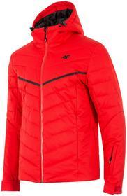 4F Kurtka narciarska męska KUMN152 czerwony [D4Z17-KUMN152] KUMN152 czerwony