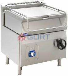 Gort Patelnia przechylna elektryczna   60L   400V   9,6kW   800x730x(H)850mm 1131-080EV+S00
