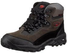 Lico Buty trekkingowe  MILAN dla mężczyzn, kolor: czarny (SCHWARZ/GRAU/ROT), rozmiar: 37 B00TYK5ZQ6