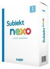 InsERT Subiekt Nexo (1 stan.) - Nowa licencja