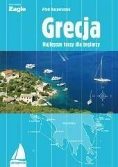 ALMA-PRESS Piotr Kasperaszek Grecja. Najlepsze trasy dla żeglarzy