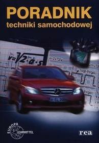 Poradnik techniki samochodowej - Rea