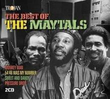 The Best of The Maytals CD) The Maytals