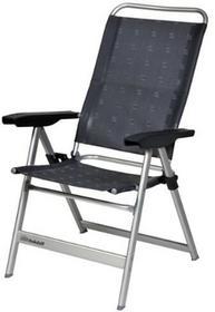 Krzesło składane dukdalf krzesło kempingowe Dynamic Standard antracyt
