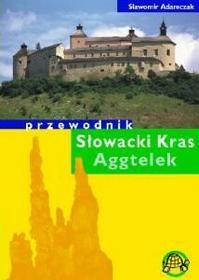 TD Mapy Sławomir Adamczak Słowacki Kras. Aggtelek. Przewodnik