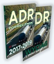 zbiorowa Praca ADR 2017-2019 podręcznik + wyciąg z umowy / wysyłka w 24h