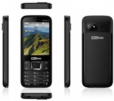 Maxcom MM238 Czarny