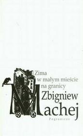 Zima w małym mieście na granicy - Zbigniew Machej