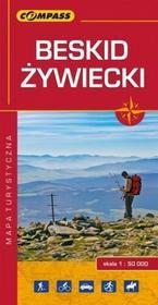 Wydawnictwo Compass Beskid Żywiecki mapa turystyczna 1:50 000 - Compass