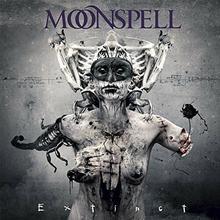 Moonspell Extinct Limited Edition Digipack) CD+DVD)