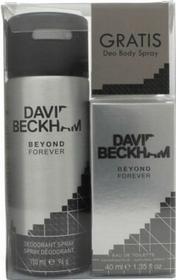 David & Victoria Beckham David & Victoria Beckham Beyond Forever - Zestaw (edt 40ml + deo 150 ml) David & Victoria Beckham Beyond Forever - Zestaw (edt 40ml + deo 150 ml)