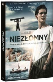 Filmostrada Niezłomny. DVD + książeczka Angelina Jolie