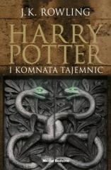 Media Rodzina Harry Potter i komnata tajemnic - J.K. Rowling